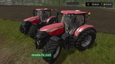 CaseIHOptumCVX для Farming Simulator 2017