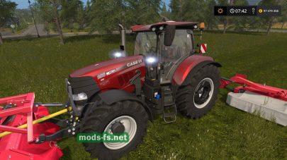 CasePumaCVX в игре Farming Simulator 2017