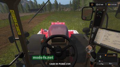 CasePumaCVX mod FS 17