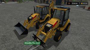 Caterpillar420F mod