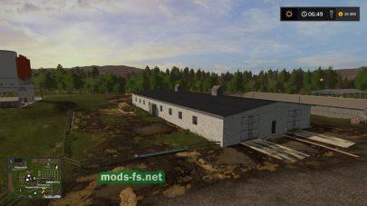 Ферма в игре Farming Simulator 2017
