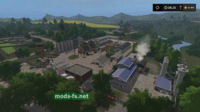 «СибАгроКом» для игры Farming Simulator 2017