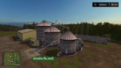 «Lone Oak Farm» для Farming Simulator 2017
