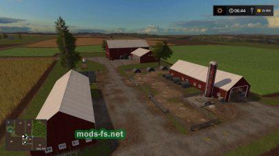 «Lone Oak Farm» для FS 17