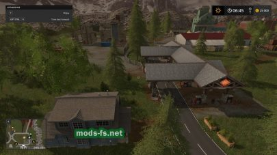 «National Valley» mods