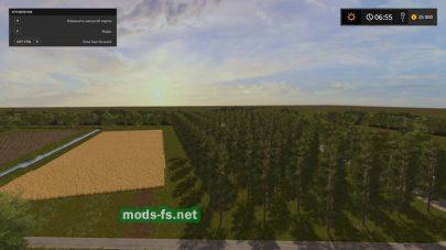 Игровая карта Голландии для игры Farming Simulator 2017