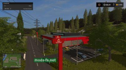 Мод «FMFS MAPS»