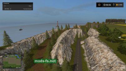 Скриншот карты «sample mod map»