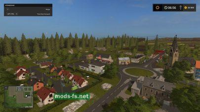 sample mod map