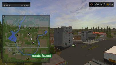 Навигация по карте «FMFS MAPS»