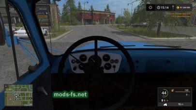 Мод грузовика ГАЗ-53(Red Board)