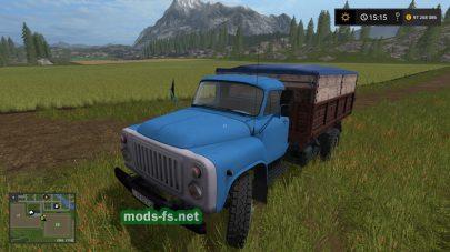 ГАЗ-53(Red Board) для FS 17