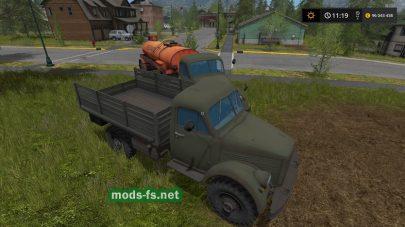 gaz-63 mod