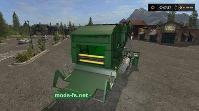 JohnDeere7760 mod FS 17