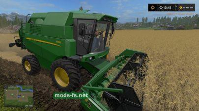 JohnDeereW330 mod