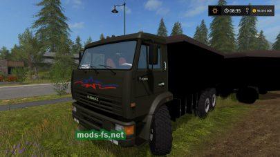 КамАЗ-53212 для FS 17