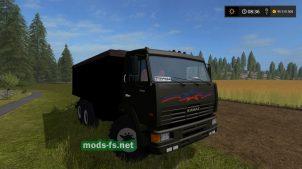 kamaz-53212 mods