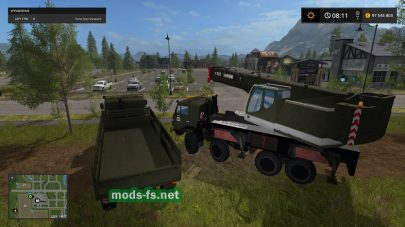 Kamaz 6350 Pack Reworked