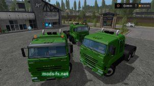 kamaz-65228 mod FS 17
