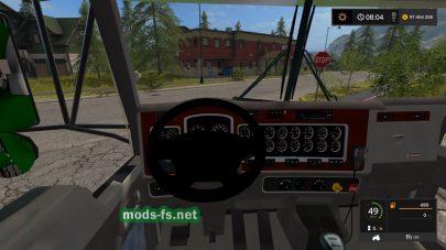 Мод Kenworth Feed Truck