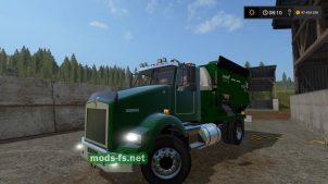 Kenworth Feed Truck mod FS 17