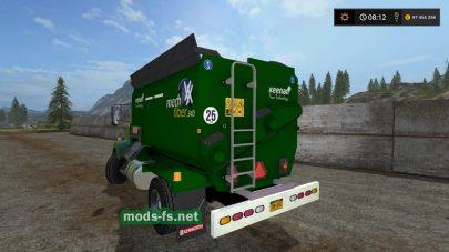 Мод кормосмесителя Kenworth Feed Truck