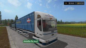 MAZ-2000 mod