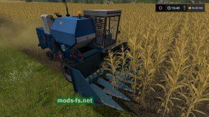 Скриншот комбайна «Енисей» в FS 17