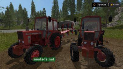 Мод трактора МТЗ