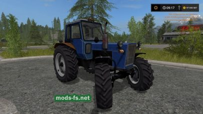 МТЗ-80 v1.2