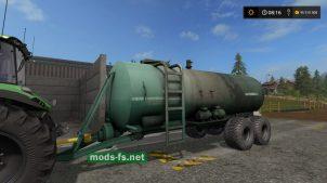 МЖТ-16 для Farming Simulator 2017
