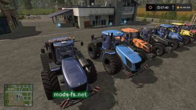New Holland T9.565 Quadtrac