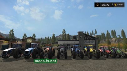 New Holland T9.565 для FS 2017