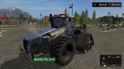 New Holland T9.565 mods