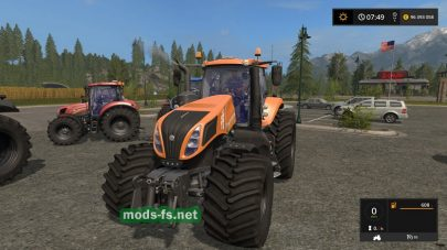 New Holland mods