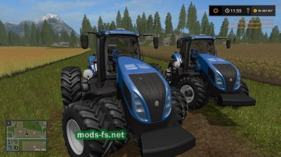 Newholland T8BR