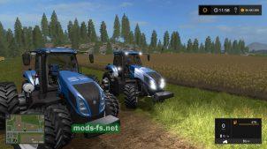Трактор NewhollandT8BR для FS 2017
