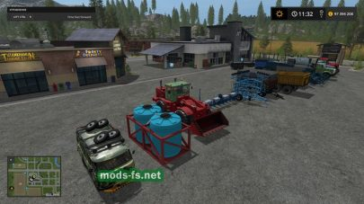 PACK RUS TECHNIK