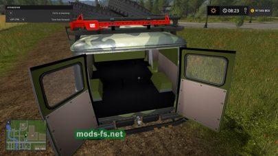 УАЗ-3741 для игры FS 17