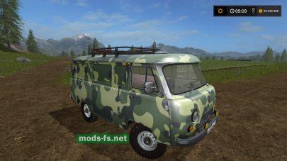 УАЗ-3909 для FS 2017