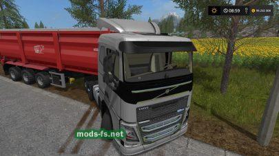 VolvoFHSeries для FS 17