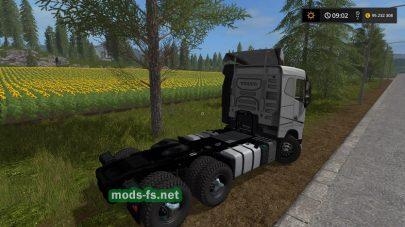 VolvoFHSeries mods
