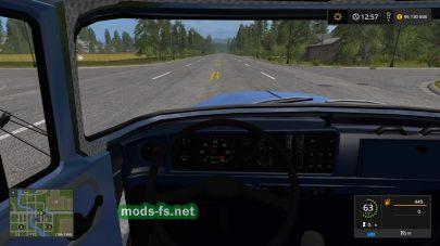 ЗИЛ-133 ГЯ для Farming Simulator 2017