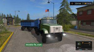 ЗИЛ-4334 для FS 17