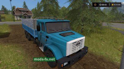 Мод грузовика ЗИЛ-133