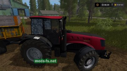 Беларус-2822 для Farming Simulator 2017