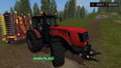 Беларус3022 для Farming Simulator 2017