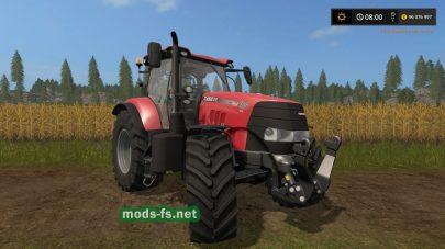 Мод трактора Case IHPumaCVX