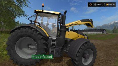 Модификация трактора Challenger
