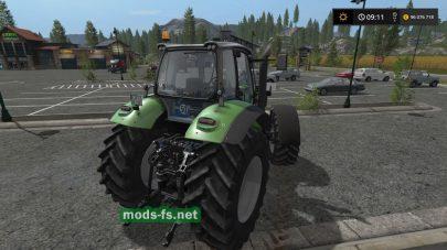 Deutz-FahrAgrotronX720 mod